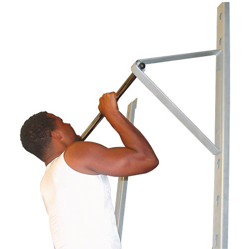 1137286 Wall-Mounted Adjustable Pull-Up Bar