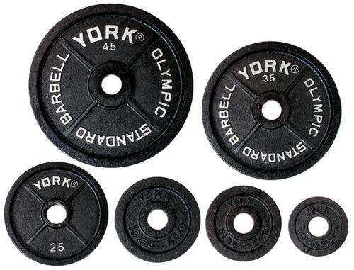 29036 Legacy Olympic Standard Plate - 100 lbs