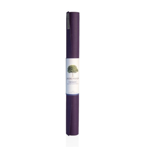 668P Voyager Foldable Yoga Mat, Purple - 0.062 x 68 in.