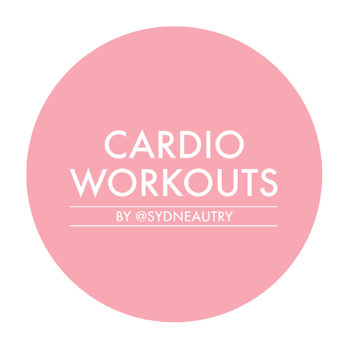 7 Day Challenge: Cardio By Sydne' Autry