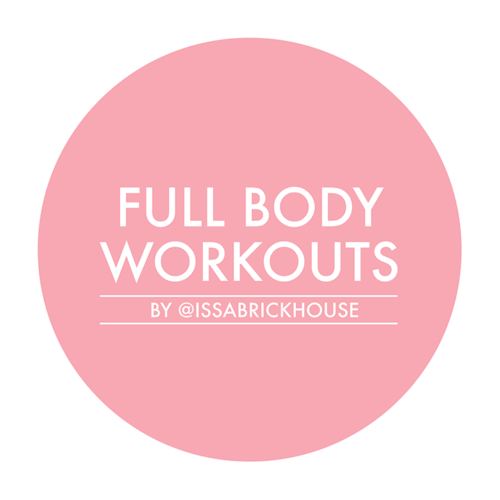 7 Day Challenge: Full Body