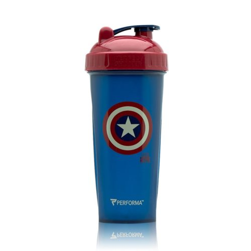 9080139 28 oz Shaker Cups - Avengers Captain Marvel