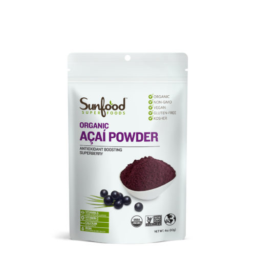 Acai Powder, 4oz, Organic