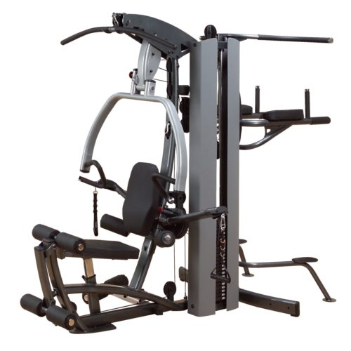 Body-Solid 638448002128 Fusion Personal Trainer - 210 lbs Weight Stack