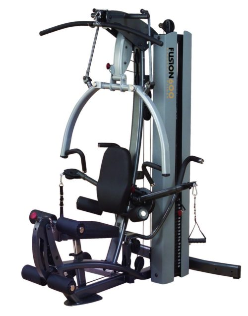 Body-Solid 638448002135 Fusion Personal Trainer - 210 lbs Weight Stack
