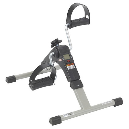 Drive Medical Folding Exercise Peddler with Electronic Display - 1 ea