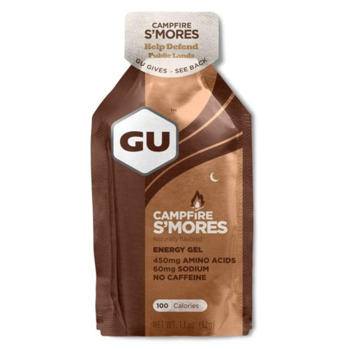GU Energy Gel 24 Pack Nutrition Campfire Smores