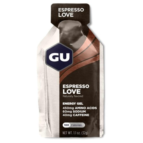 GU Energy Gel 24 Pack Nutrition Espresso Love
