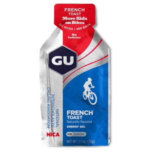GU Energy Gel 24 Pack Nutrition French Toast