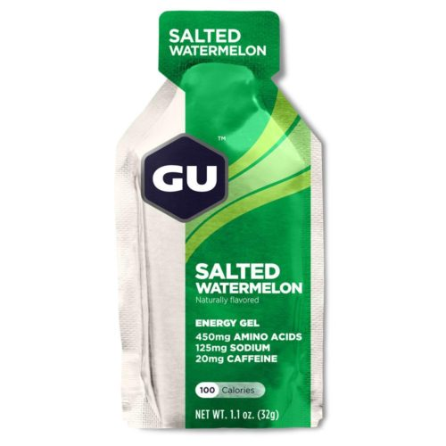 GU Energy Gel 24 Pack Nutrition Salted Watermelon
