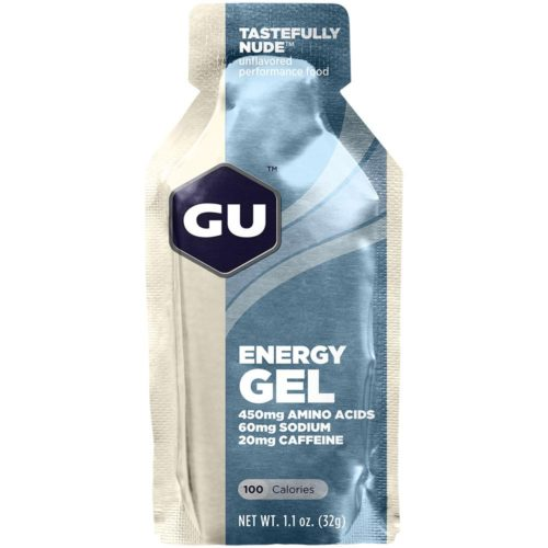 GU Energy Gel 24 Pack Nutrition Tastefully Nude