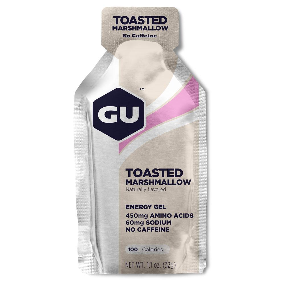GU Energy Gel 24 Pack Nutrition Toasted Marshmallow