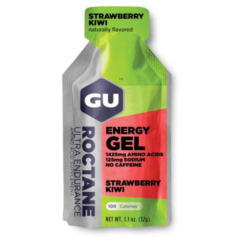 GU Roctane Energy Gel 24 Pack Nutrition Strawberry Kiwi