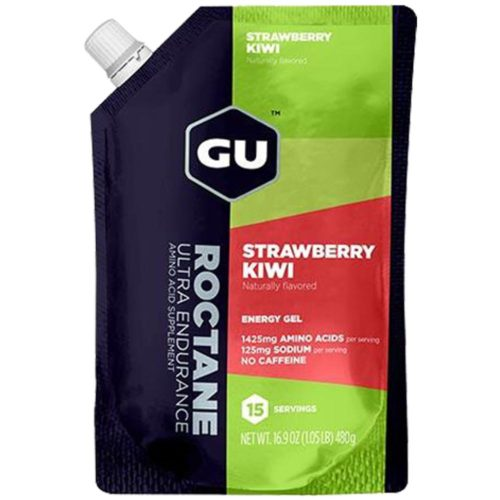 GU Roctane Energy Gel Bulk Pack Nutrition Strawberry Kiwi