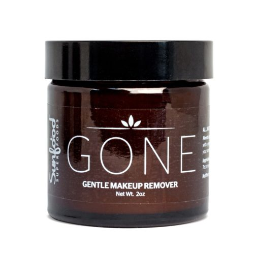 Gone, Superfood Skin Care Makeup Remover, 2oz