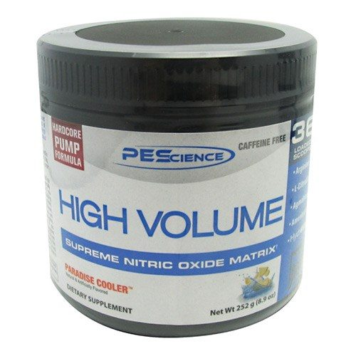 HIGH VOLUME Paradis Cool 18 serving by PES