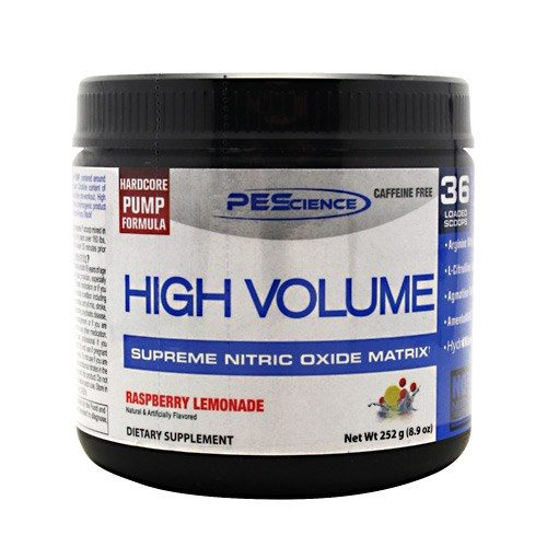 HIGH VOLUME Raspberry Lemonade 18 serving by PES