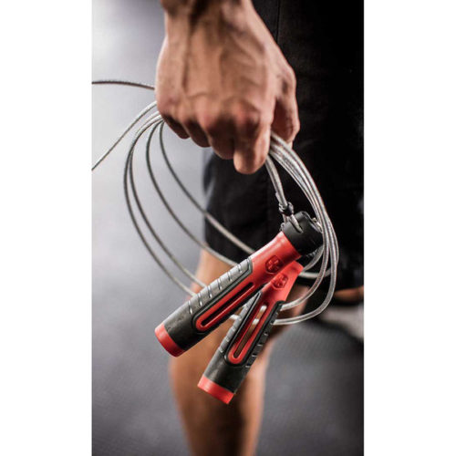 Harbinger PRO SPEED ROPE-RED/BLACK