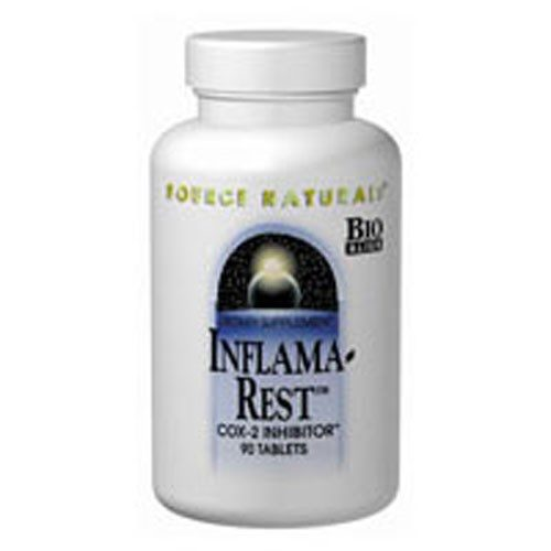 Inflama -Rest 90 Tabs by Source Naturals