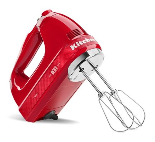 KitchenAid® 100 Year Limited Edition Queen of Hearts 7-Speed Hand Mixer