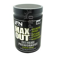 Max Out Lemon Drop 0.2 lbs by Iforce Nutrition