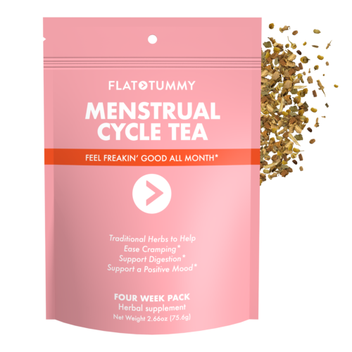 Menstrual Cycle Tea