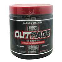 OUTRAGE Watermelon 30 serving by Nutrex Research