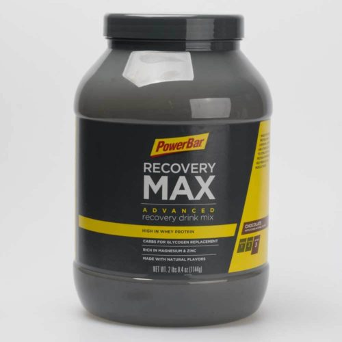 PowerBar RecoveryMax Drink Mix Nutrition Chocolate