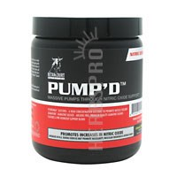 Pump'D Citrus Punch 0.6 lbs by Betancourt Nutrition
