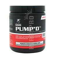 Pump'D Strawberry kiwi 0.6 lbs by Betancourt Nutrition