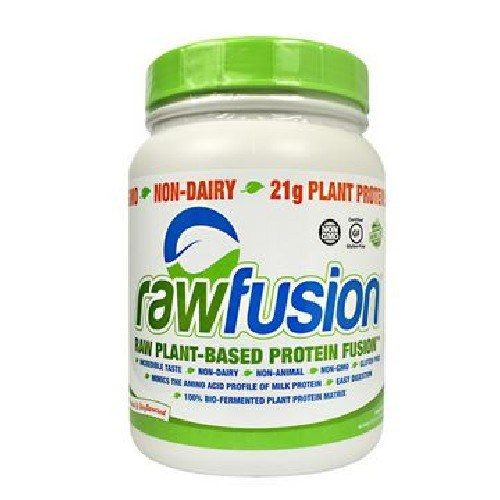 Raw Fusion Naturally Unflavored 30 Servings by SAN Supplements
