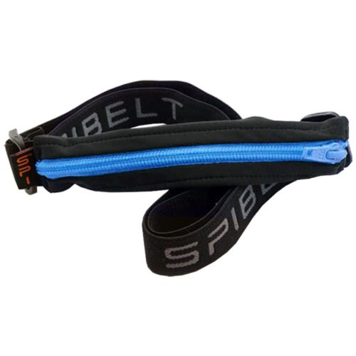SPIbelt Performance Series Packs & Carriers Black with Turquoise Zipper