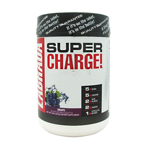 Super Charge Grape 1.49 LB by LABRADA NUTRITION