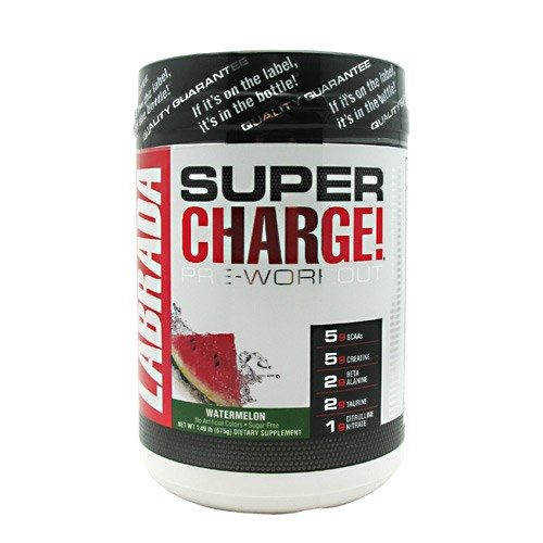 Super Charge Watermelon 1.49 by LABRADA NUTRITION
