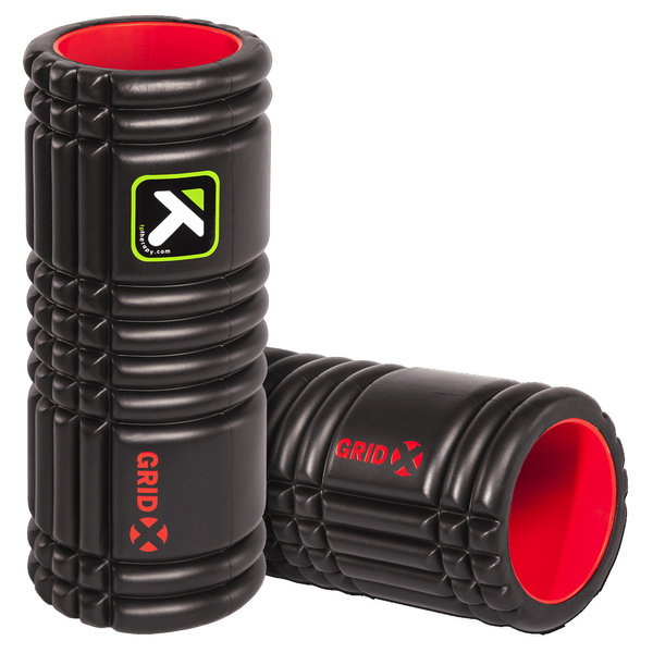 Trigger Point Performance THE GRID X ROLLER-BLACK