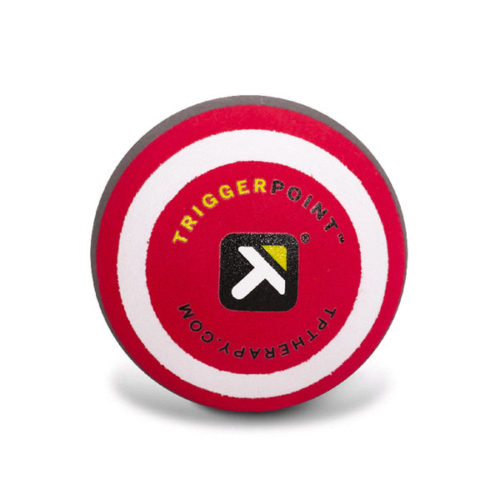 Trigger Point Performance TP MBX MASSAGE BALL-RED/WHITE/BLK