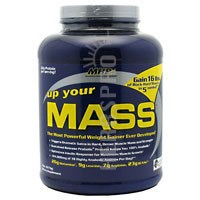 Up Your Mass Bars Cookie & Cream 5 Lb by Maximum Human Performance