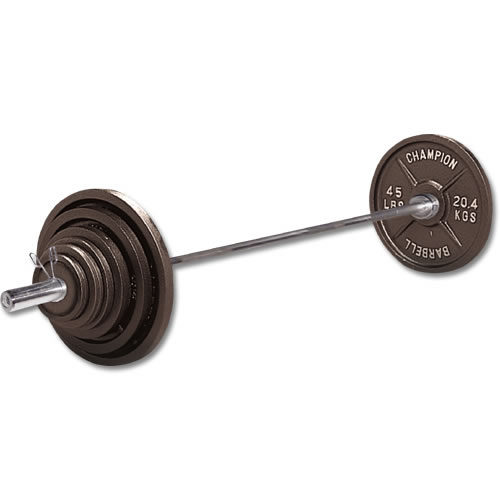 WSETS310 300 lbs Standard Weight Set