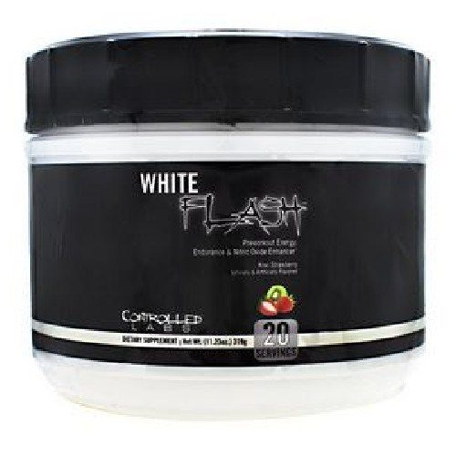 White Flash Kiwi Strawberry 20 Servings by Controlled Labs