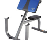 8640PC Fitness Preacher Curl Bench