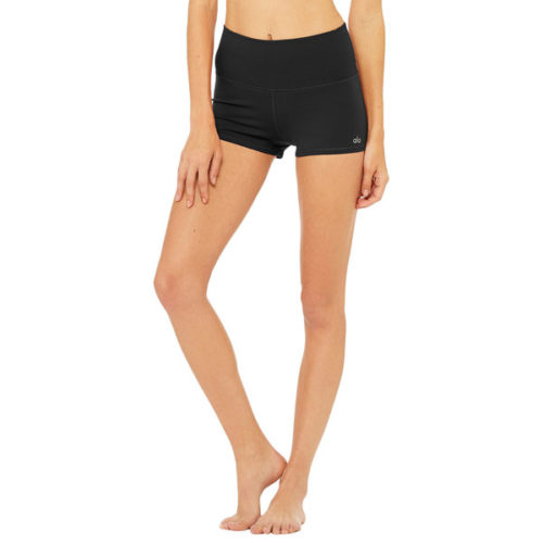 Alo Yoga AURA SHORT-BLACK-M