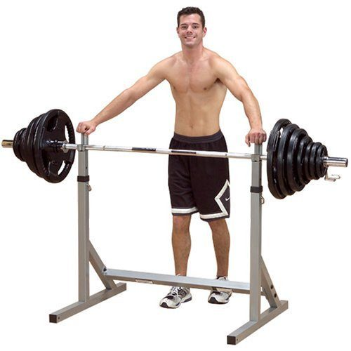 PSS60X Powerline Squat Weight Rack Bench