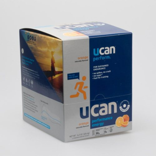 UCAN Performance Energy Drink (Box of 12) Nutrition Tropical Orange