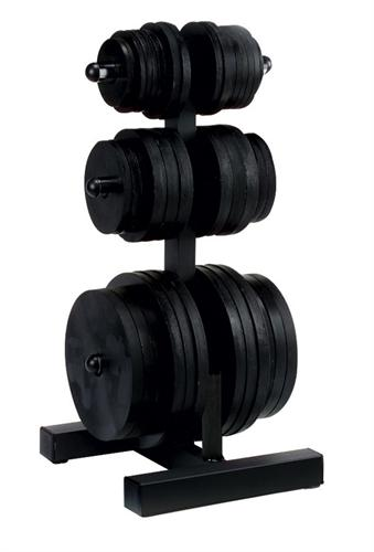 WT46 Olympic Weight Tree and Bar Holder