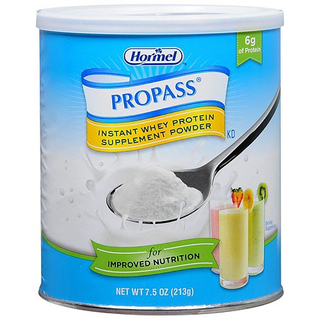Hormel Propass Instant Whey Protein Supplement Powder - 4.0 ea