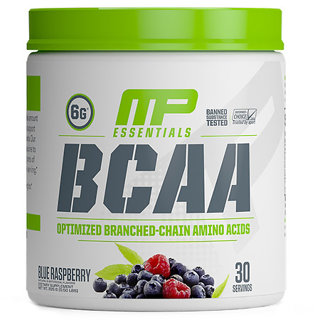 MusclePharm BCAA Essentials Powder 30 servings - 1.0 ea
