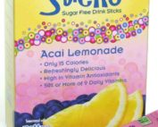 Acai Lemonade Slender Sticks - 12 Pack