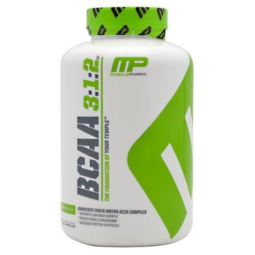 BCAA 3:1:2 240 Caps by Muscle Pharm