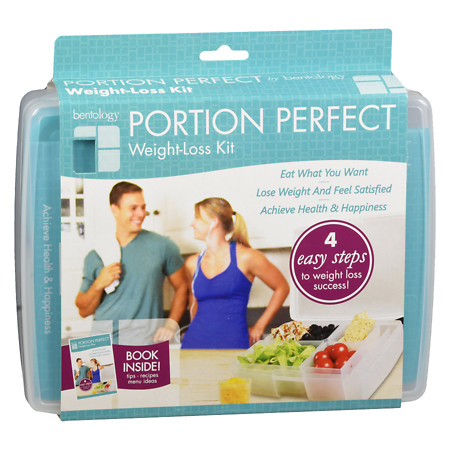 Bentology Portion Perfect Weight Loss Kit - 1.0 ea