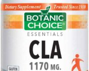 Botanic Choice CLA 1170 mg - Weight Loss Support Supplement - 90 Softgels